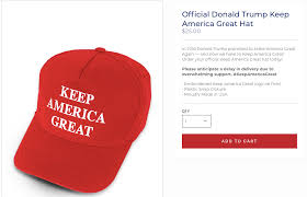 <b>Trump 2020</b> Campaign Launches 'Keep America Great' <b>Hats</b> ...