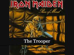 <b>Iron maiden</b> - album <b>Piece</b> Of Mind (all songs) - YouTube