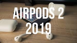 Обзор <b>Apple AirPods</b> 2 2019 | Сравнение с <b>Apple AirPods</b> 1 ...