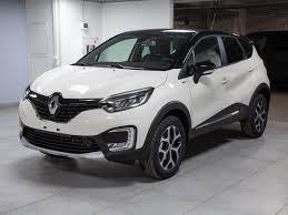 Купить новый Renault Kaptur I 1.6 CVT (114 л.с.) бензин вариатор ...
