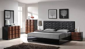abundant modern master bedroom gray furniture design with grey low profile bed feat brown wood dresser black bed with white furniture