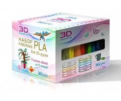 <b>Honya Набор</b> пластика PLA 12 различных цветов SC-PLA-12 ...