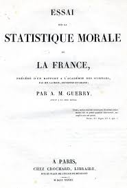 sociology economics here is a strong and early advocacy of the science in social sciences the volume was awarded the 1833 prix montyonfor statistics and remains a