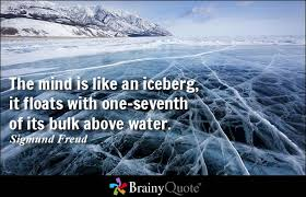 Image result for iceberg quotations