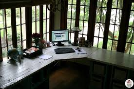 even though we dreamed planned and built the desk built office desk ideas