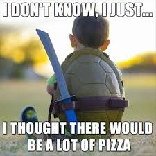ninja turtle meme - Dump A Day via Relatably.com