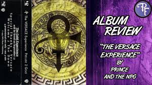 <b>Prince: The Versace</b> Experience - Album Review (1995) - YouTube