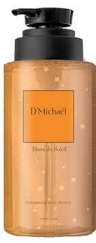 <b>D Michael</b> Безу дю солей <b>Шампунь</b> для натуральных <b>рыжих</b> 430 мл
