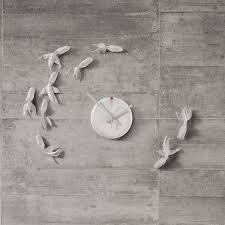Small Picture cool wall clock Interior Design Ideas