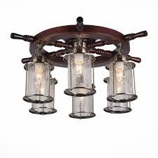 <b>Потолочный светильник St Luce</b> SL150.302.06, коричневый ...