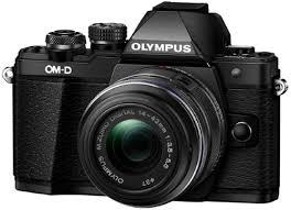 Цифровой <b>фотоаппарат Olympus OM-D E-M10</b> Mark II 14-42 II R ...
