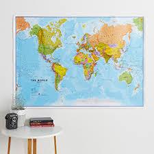 <b>World Wall Maps</b>