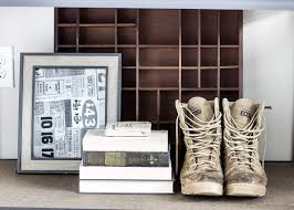 how to style industrial shelves on the cheap blesser house for remodelaholic cheap office shelving