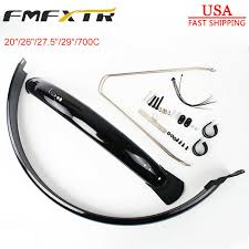 "FMFXTR <b>Bike</b> Mudguard Plastic 20/26/27.5/29""/700C For <b>MTB</b>/Road ..."
