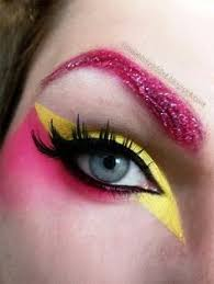 80s style jem and the holograms i like the eyes