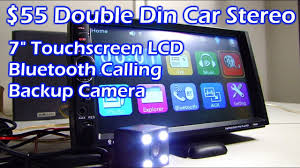 "$55 Double Din <b>7</b>"" LCD Touchscreen Bluetooth <b>Car Stereo</b> - YouTube"