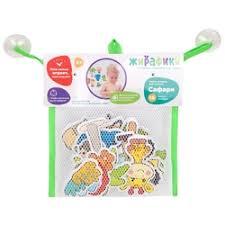 <b>Игрушки для ванной Жирафики</b>: купить в интернет-магазине на ...
