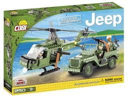 Купить <b>Конструктор Cobi</b> Small Army <b>Jeep</b> 24254 Джип Уиллис ...