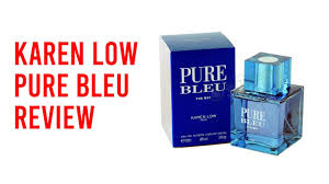 <b>KAREN LOW PURE BLEU</b> REVIEW - YouTube