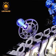 Online Shop <b>LIGHTAILING Led Light</b> Up Kit For Super Heroes ...