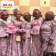 <b>Nigerian Mesh Lace</b> Styles