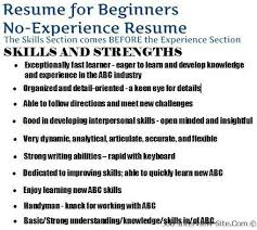 center resume sample with no  seangarrette cono experience resume style for beginners   center resume sample   no sample resume accounting no work experience