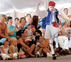 Image result for greek food festival