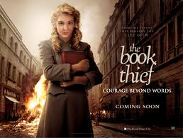 words and humanity in the book thief margaret perry