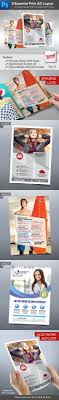 in essential print ad layout templates bundle by tarambanad 3 in 1 essential print ad layout templates bundle corporate flyers