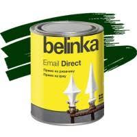 <b>Эмаль</b> антикоррозионная по ржавчине <b>Belinka Email</b> Direct ...