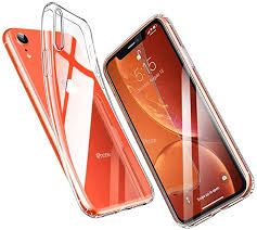 ESR iPhone XR <b>Case</b>, iPhone XR Cover with Slim Clear <b>Soft TPU</b> ...