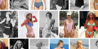 100 Best Bathing Suits Inspired by Every Decade - Shop