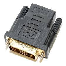 Переходник <b>5BITES</b> DH1803G <b>DVI</b> (24+1) M / HDMI F — купить в ...