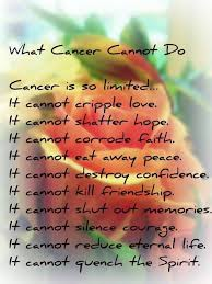 Fighting Cancer Quotes on Pinterest | Breast Cancer Sayings ...