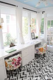 deskoffice space under stairs can be as simple as this i want enough amazing diy home office desk 2 black