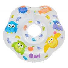 <b>Круг на шею для</b> купания малышей OWL