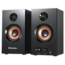 Компьютерная <b>акустика 2.0 Defender</b> Aurora S20 65419 купить в ...