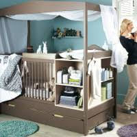 unique baby room ideas cool baby room design idea with brown crib designed with canopy charming baby furniture design ideas wooden