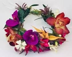 <b>Silk flower crown</b>   Etsy