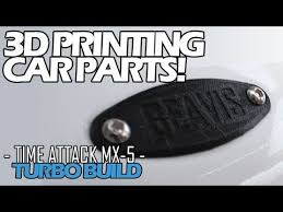 3D <b>Printing</b> for Racecars - Episode 42 - Time Attack <b>Miata</b> TURBO ...