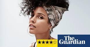 <b>Alicia Keys</b>: <b>Here</b> review – gritty, gut-punch power   Alicia Keys   The ...