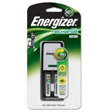 <b>Зарядное устройство Energizer Mini</b> Eu Plug + 2AA 2000mAh