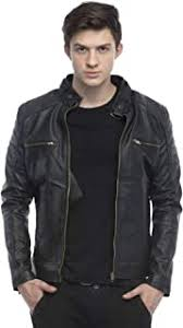 <b>Leather Men's</b> Jackets