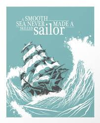 <b>A Smooth Sea</b> Never Made a Skilled Sailor | Virginia TaeKwonDo