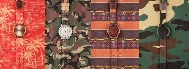 Блог :: <b>Часы Komono Wizard</b> Print Series