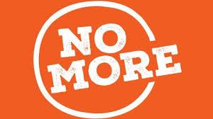 「no more」の画像検索結果