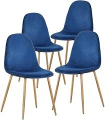 GreenForest Dining Chairs for kitchen, Mid Century ... - Amazon.com