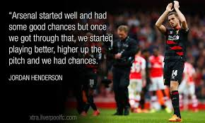12 key quotes following Liverpool's defeat to Arsenal - Liverpool FC