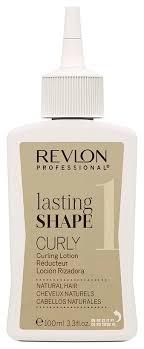 <b>Лосьон для завивки натуральных</b> волос No 1 Lasting Shape Curly ...