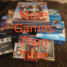 More Games Than Time: Latest posts